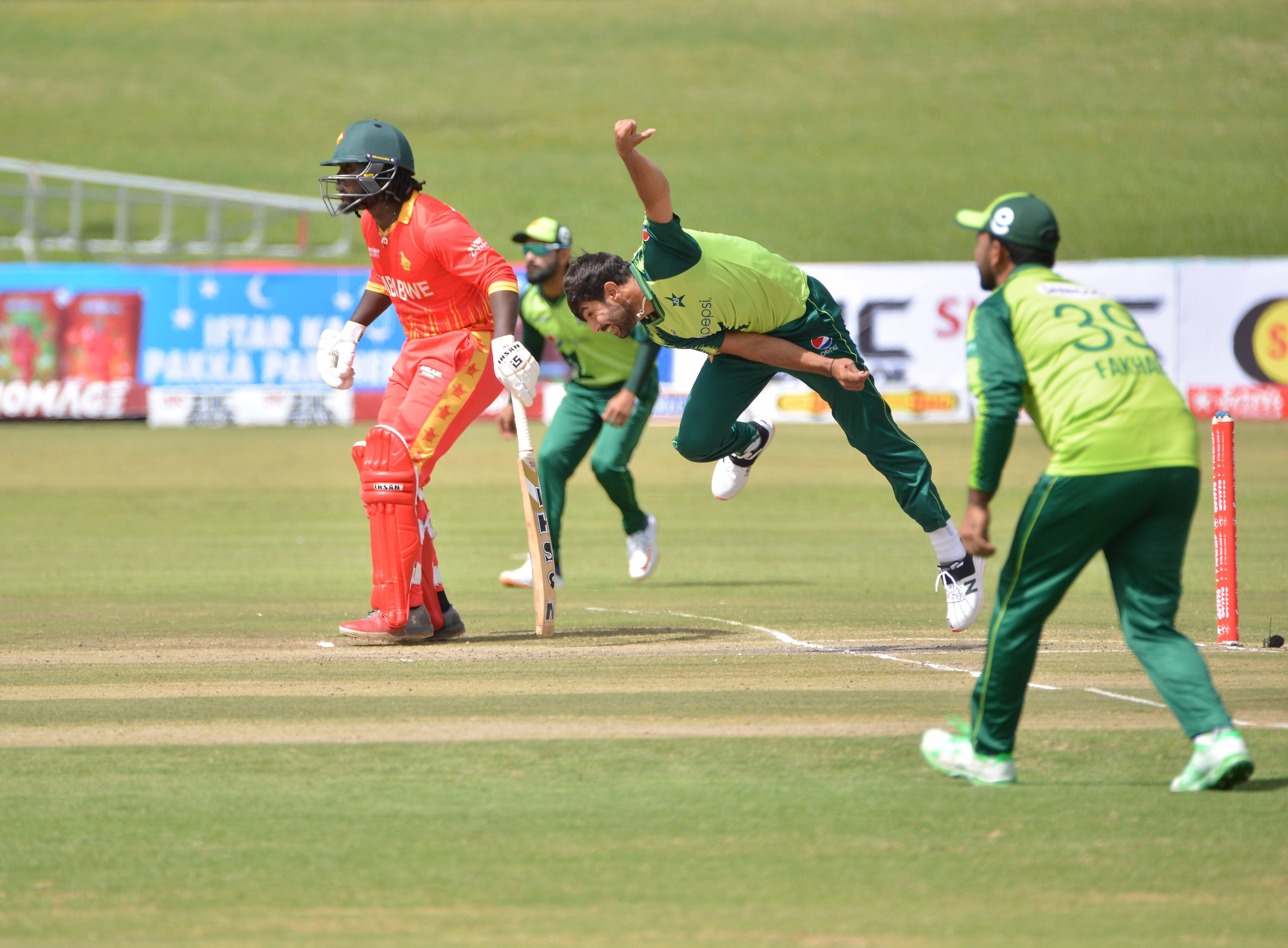 3 worrying signs as Pakistan beat Zimbabwe in first T20I