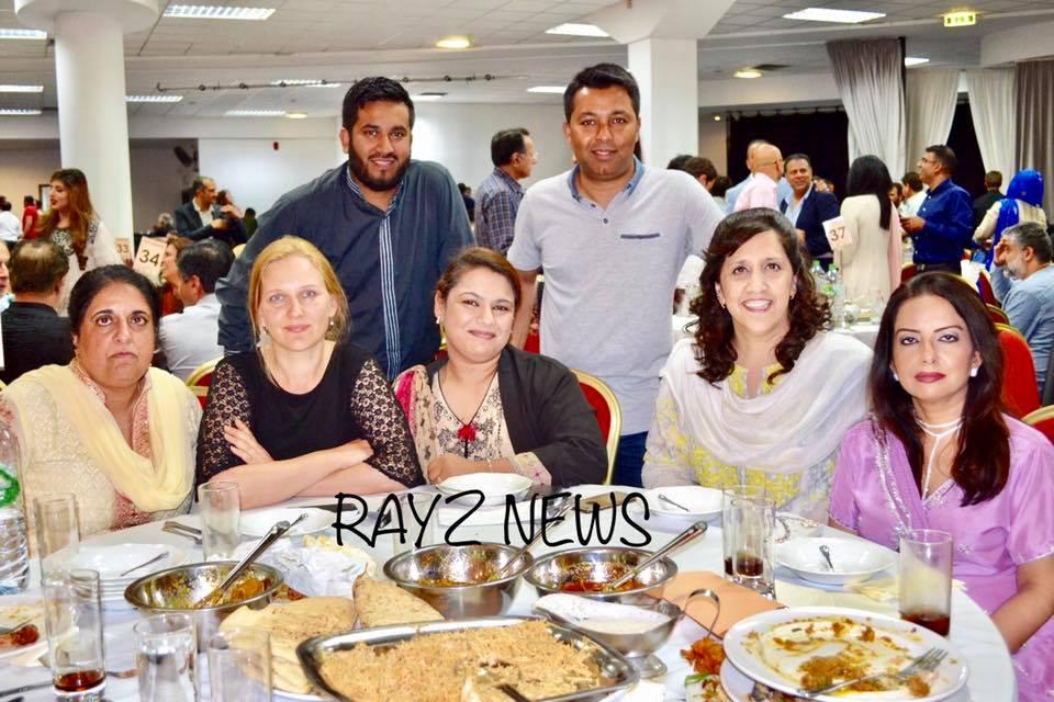 Anil Musarat s lavish iftar party Manchester