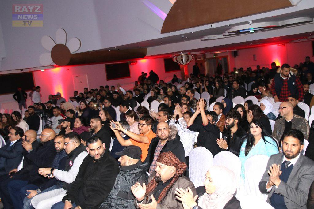 Atta Ullah Khan Esakhelvi Concert in Birmingham on 31st December 2019