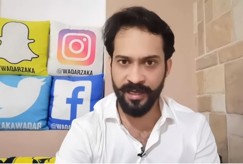 Before you try to question me, check your bank balance: Waqar Zaka