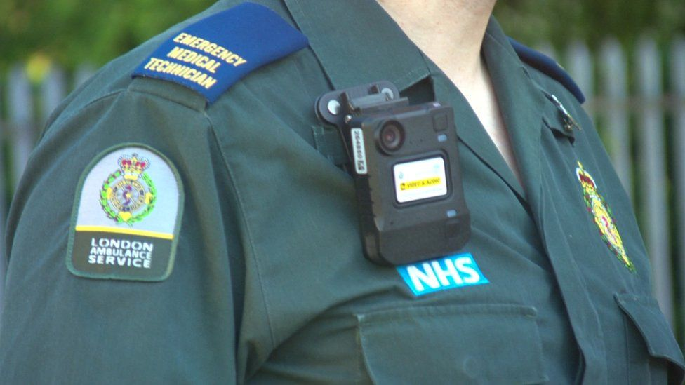 Bodycams for ambulance staff after rise in attacks