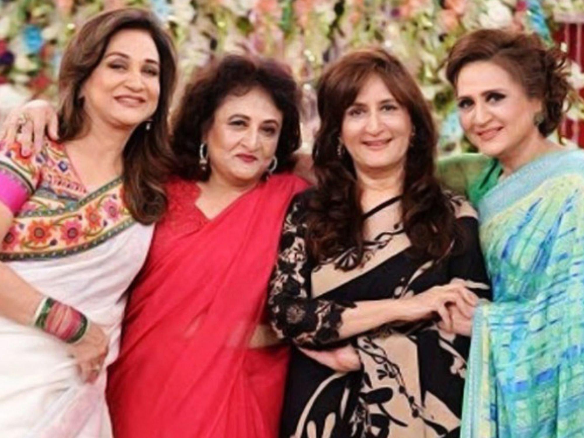 Bushra  Ansari Asma Abbas sister Sumbul Shahid on ventilator