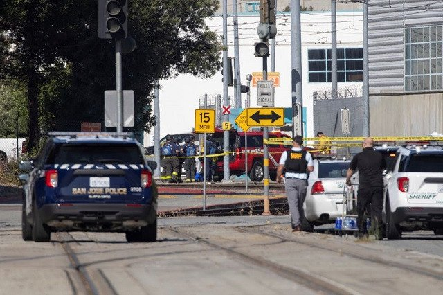 California transit worker kills 8, extending US epidemic of mass shootings