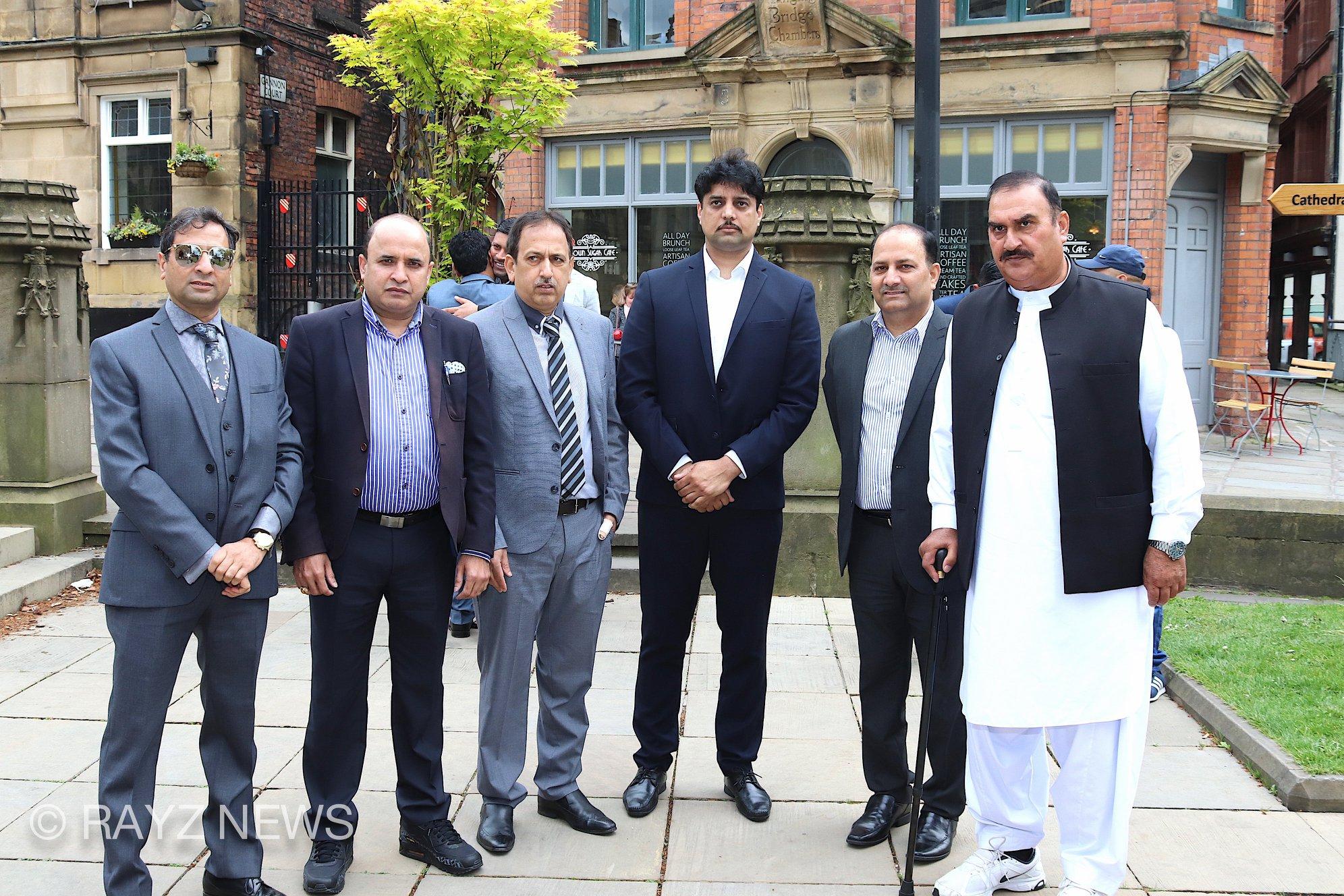 Civic service for newley elected lord mayor abid chohan