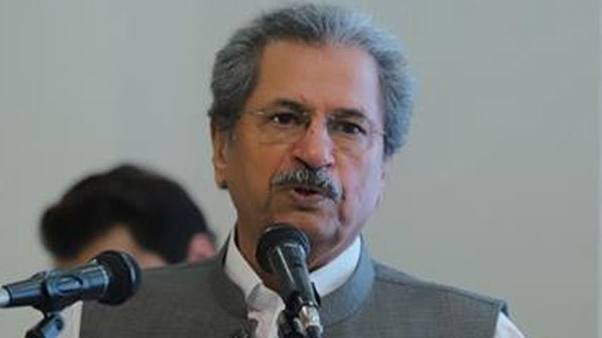 COVID 19 Compliance Outside Examination Centers is Poor Shafqat Mahmood