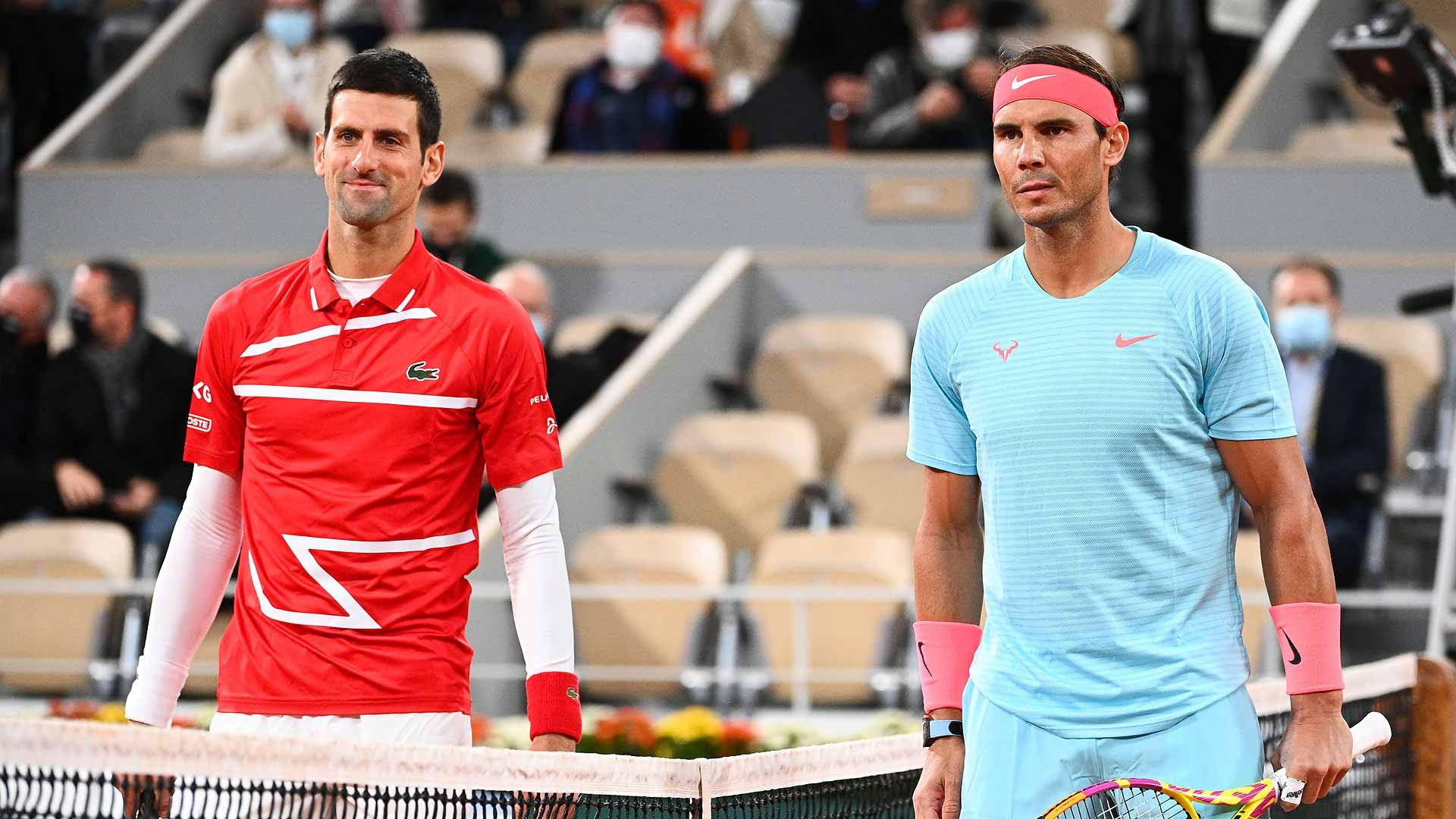 Djokovic ready to face 'biggest rival' Nadal for 58th time
