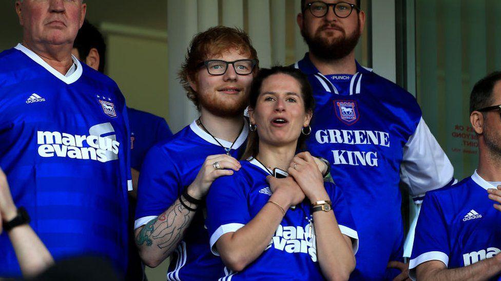Ed Sheeran: Daughter 'not my biggest fan', star says