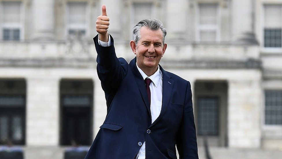Edwin Poots to begin one-to-one meetings with DUP MLAs