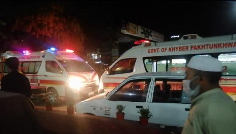 Four Women Among Five Killed In Nowshera Shooting