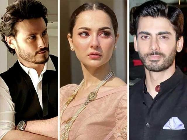 From Fawad Khan to Hania Aamir, all the celebs who marched for Palestine