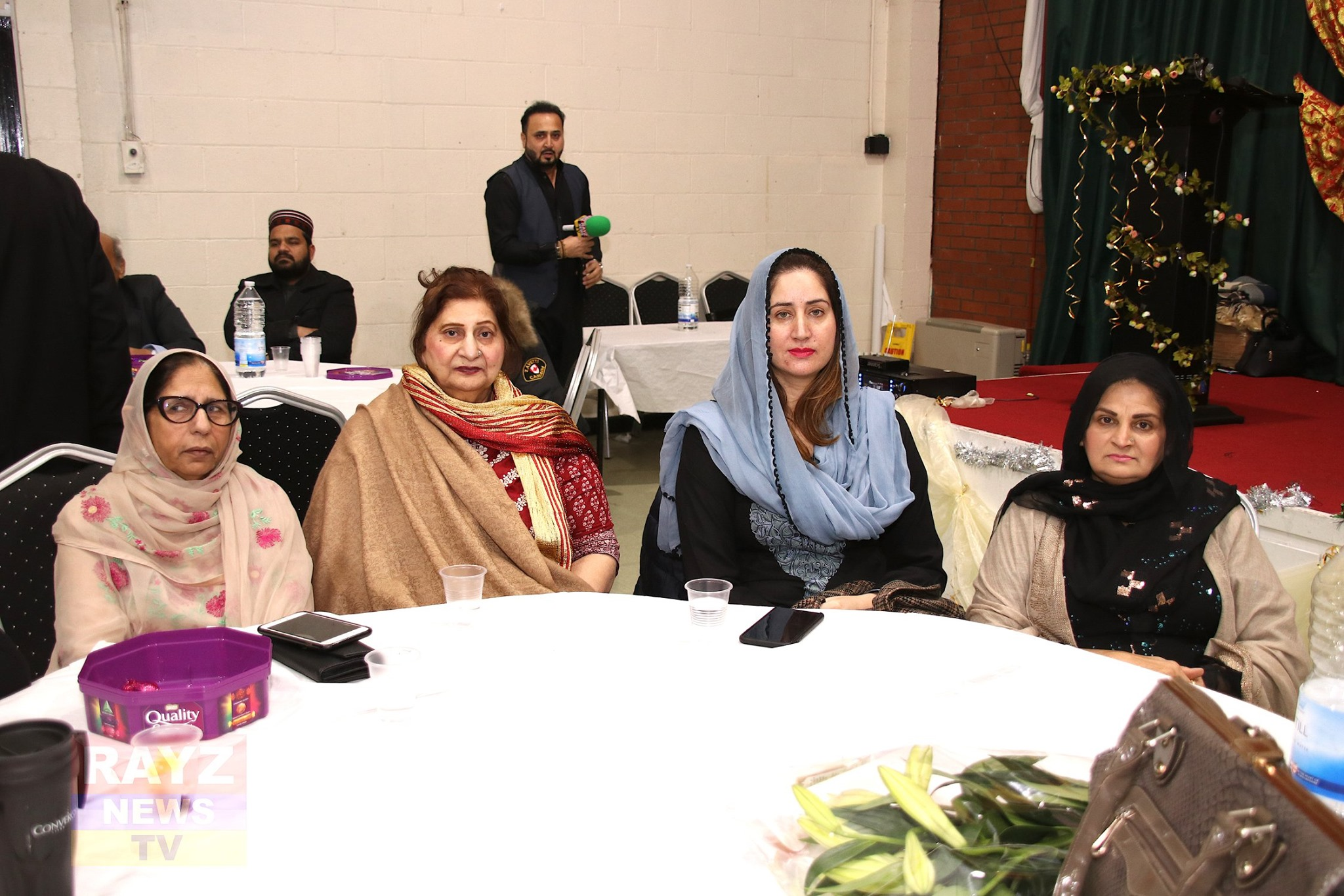 GLOWING STARS MAHAFIL MILAD IN MANCHESTER