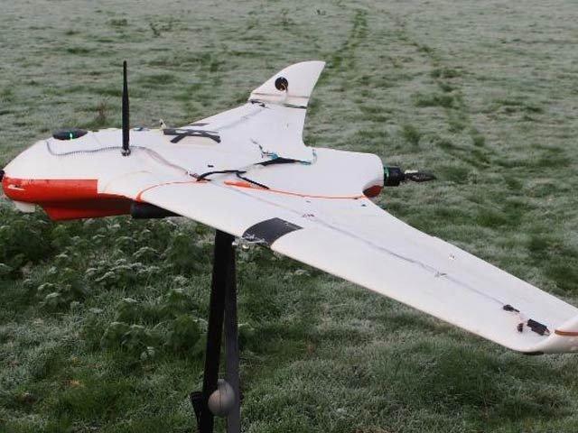 بادلوں میں بجلی بھرکے بارش برسانے والے 'غلیلی ڈرون'