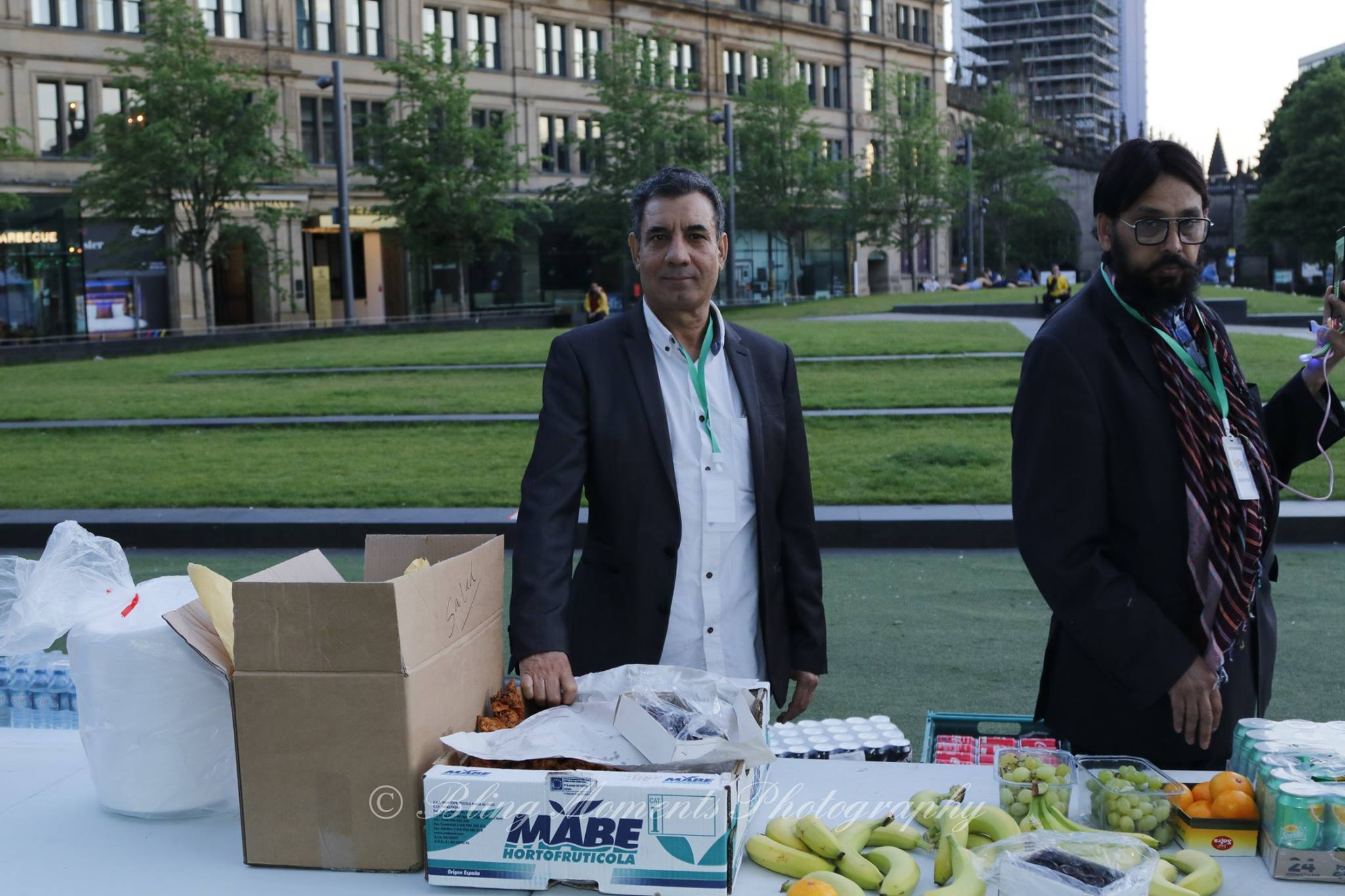 Greater Manchester Muslim Community