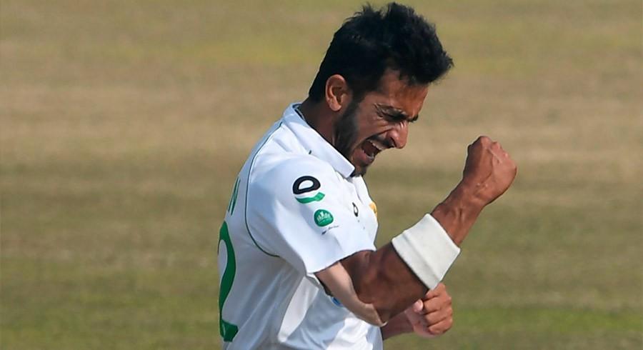 Hasan Ali achieves career best bowling rankings in Tests