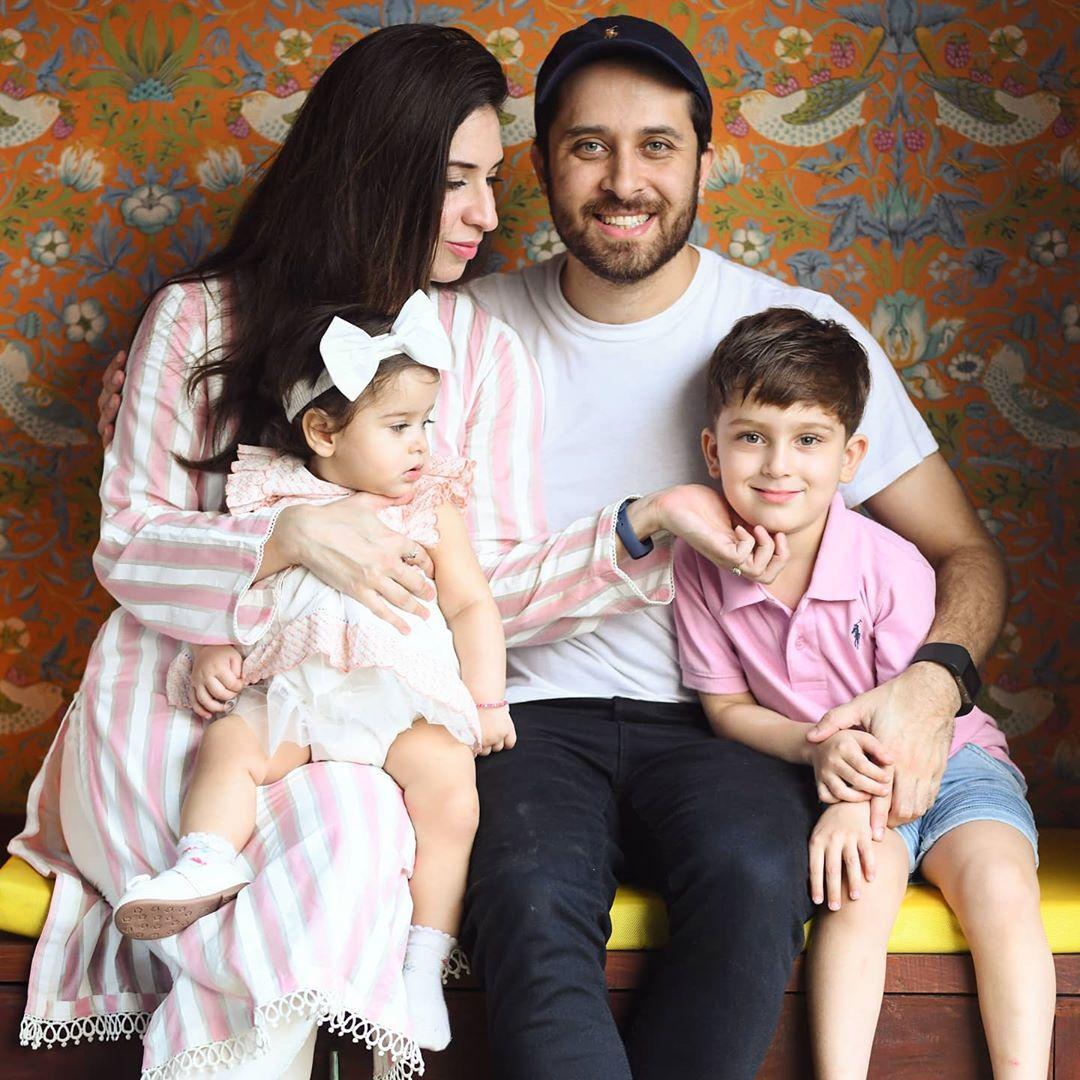 Here Is How Haroon Shahid Met His Gorgeous Wife