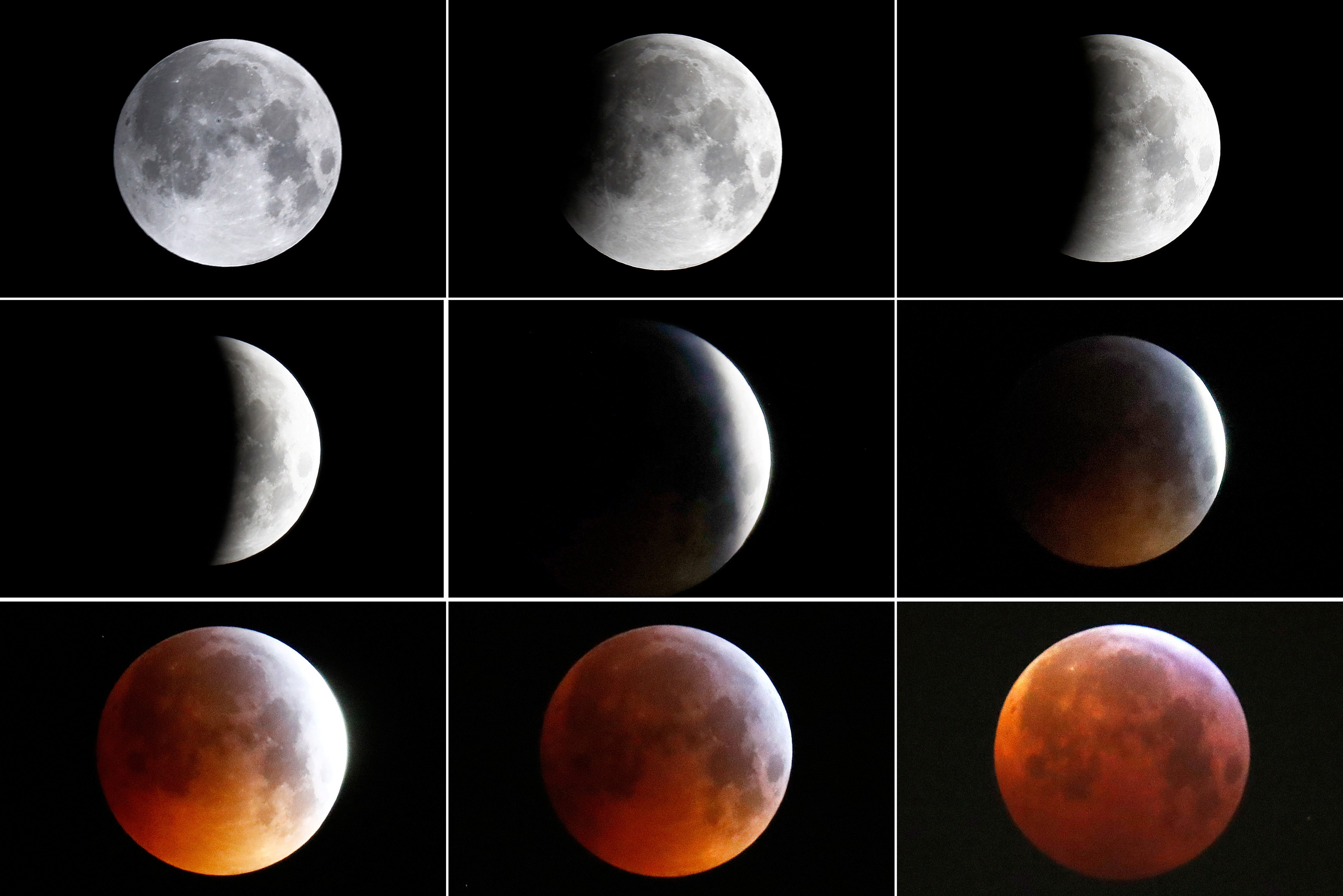 How you can watch the upcoming 'Super Flower Blood Moon' eclipse