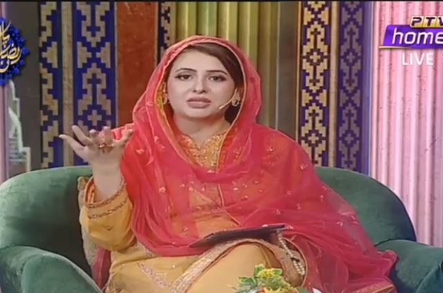 How Rabia Anum Obaid Responded To A Caller Who Asked For A Wazeefa In Order To Have A Son