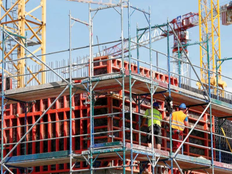 Housing construction finance grows rapidly