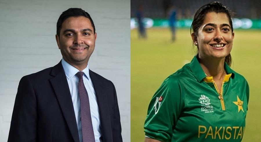 ICC Future Leaders Programme Wasim Khan Sana Mir inducted as mentors