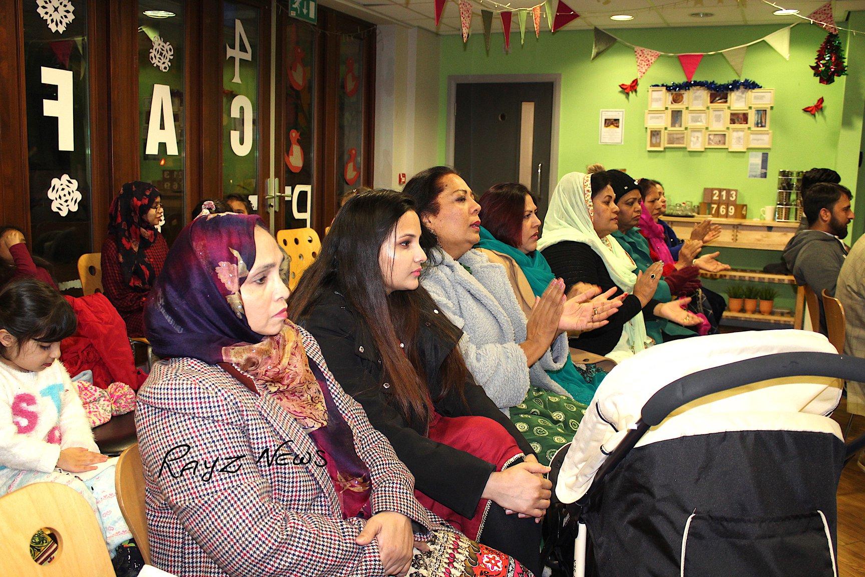 IHSSCM organised a Interfaith Christmas party