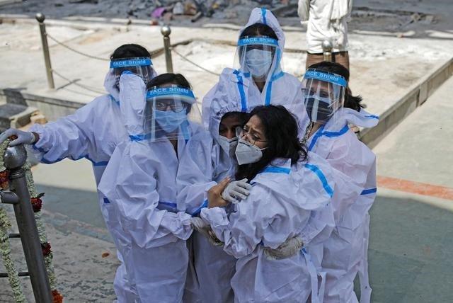 India records world s biggest single day rise in coronavirus cases