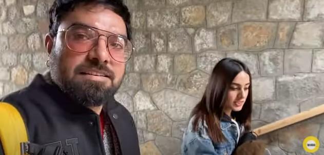 Iqra Aziz Exploring Hunza With Yasir Hussain  New Vlog