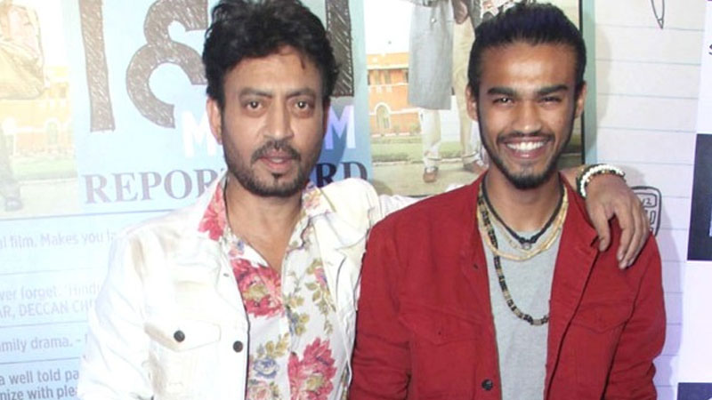 Irrfan Khans Son Posts Emotional Tribute on Fathers Death Anniversary