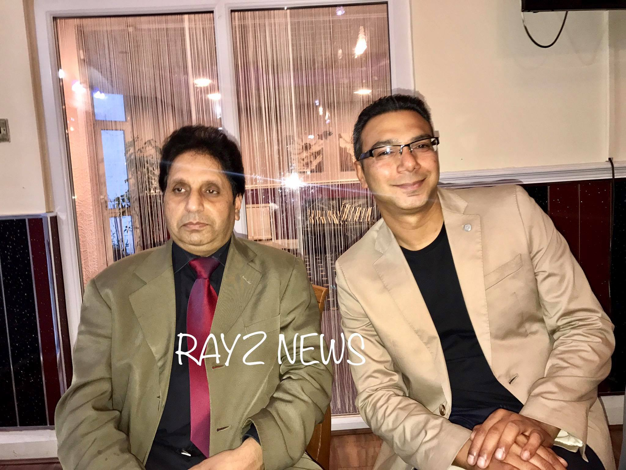 JJ entertainment Jaipur organised an evening with Firdos Jamal in Manchester