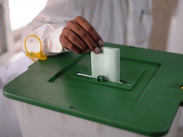 Karachi by Election Polling Underway