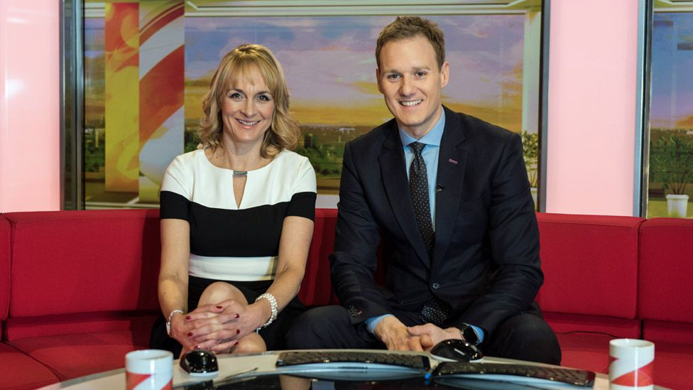 Louise Minchin to leave BBC Breakfast after 20 years