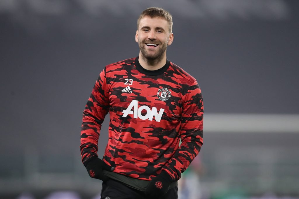 Man United fuelled by semi final heartaches says Shaw
