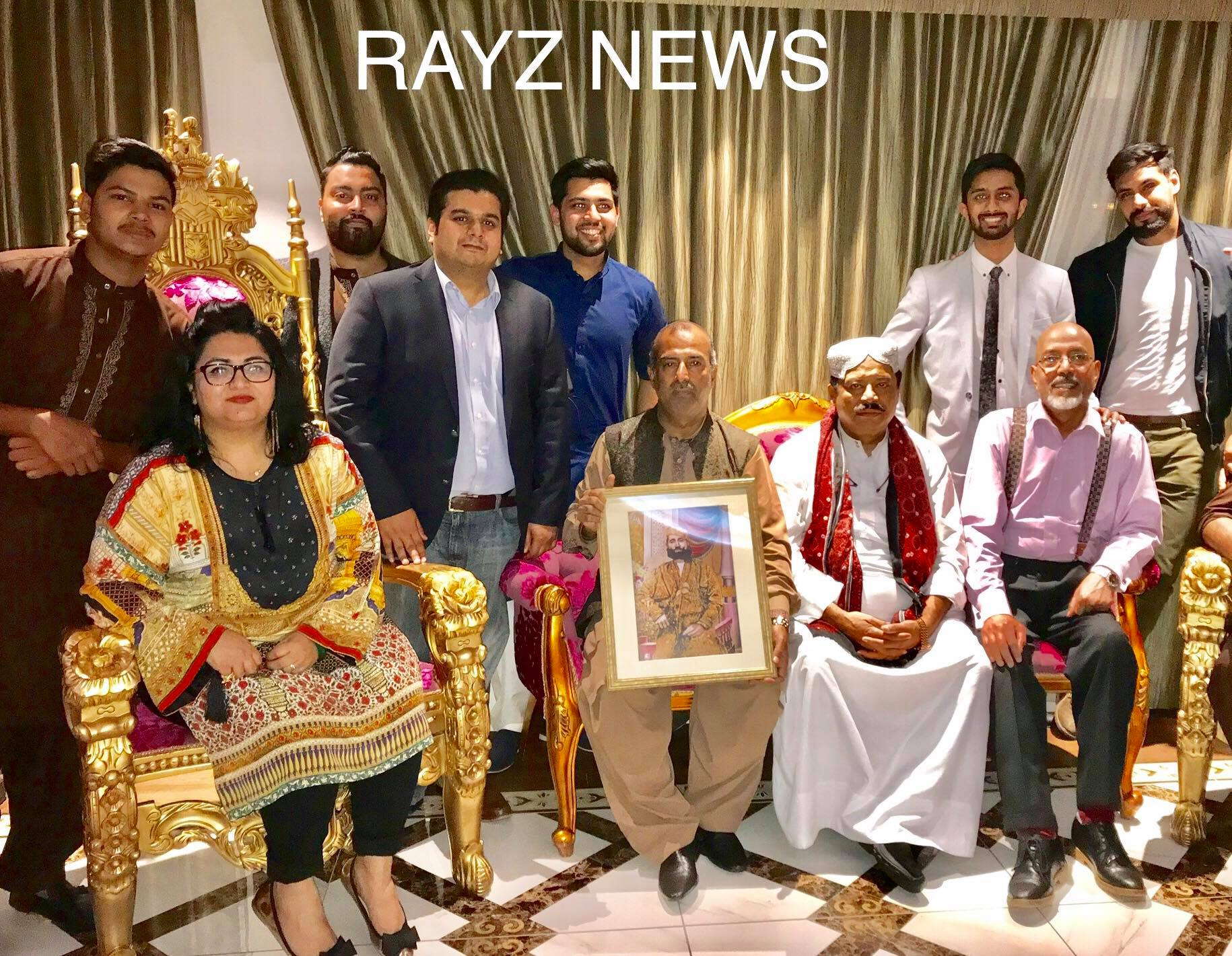 Mehfil Arts presented the preeminent Sufi Qawwals of our time Ustad Fareed Ayaz