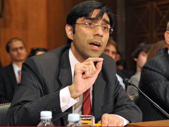 Moeed Yusuf appointed National Security Adviser