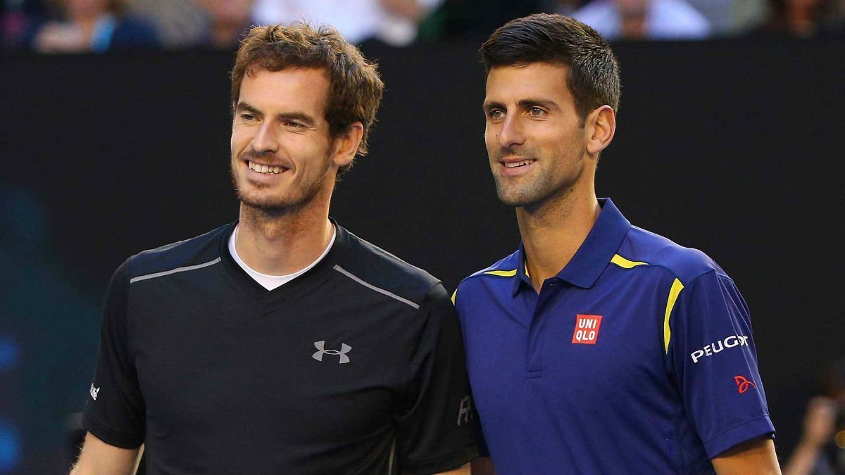 Murray to hit with Djokovic in Rome