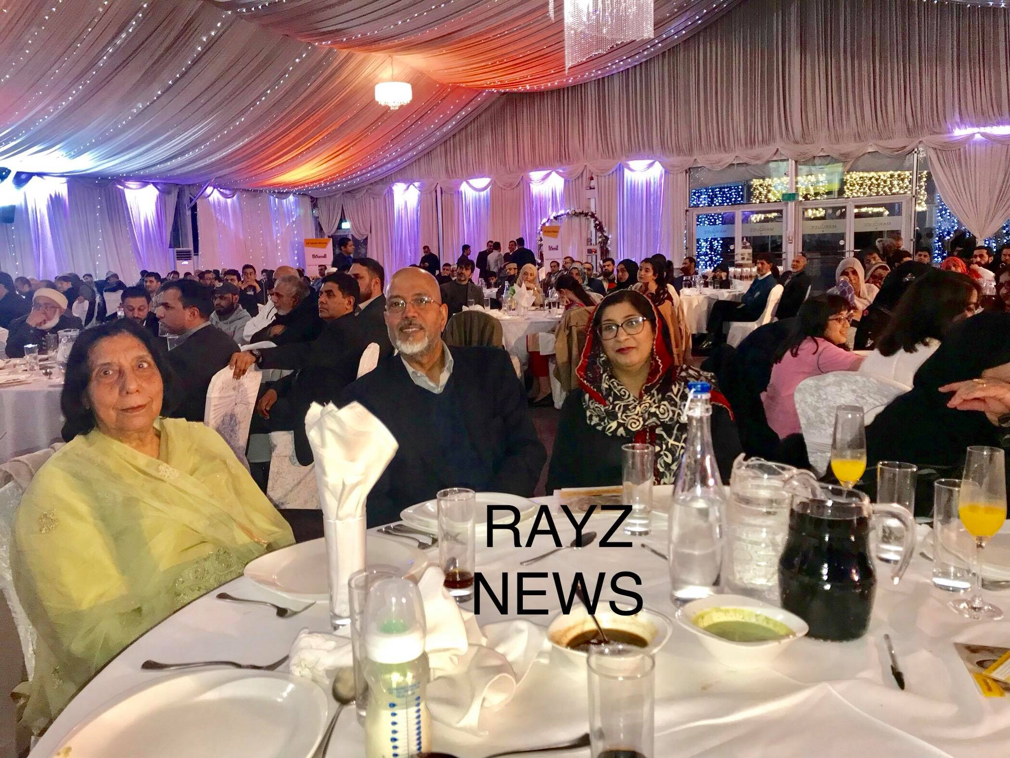 Mushaira with Anwar Masood a legend poet famous for his comic poetry