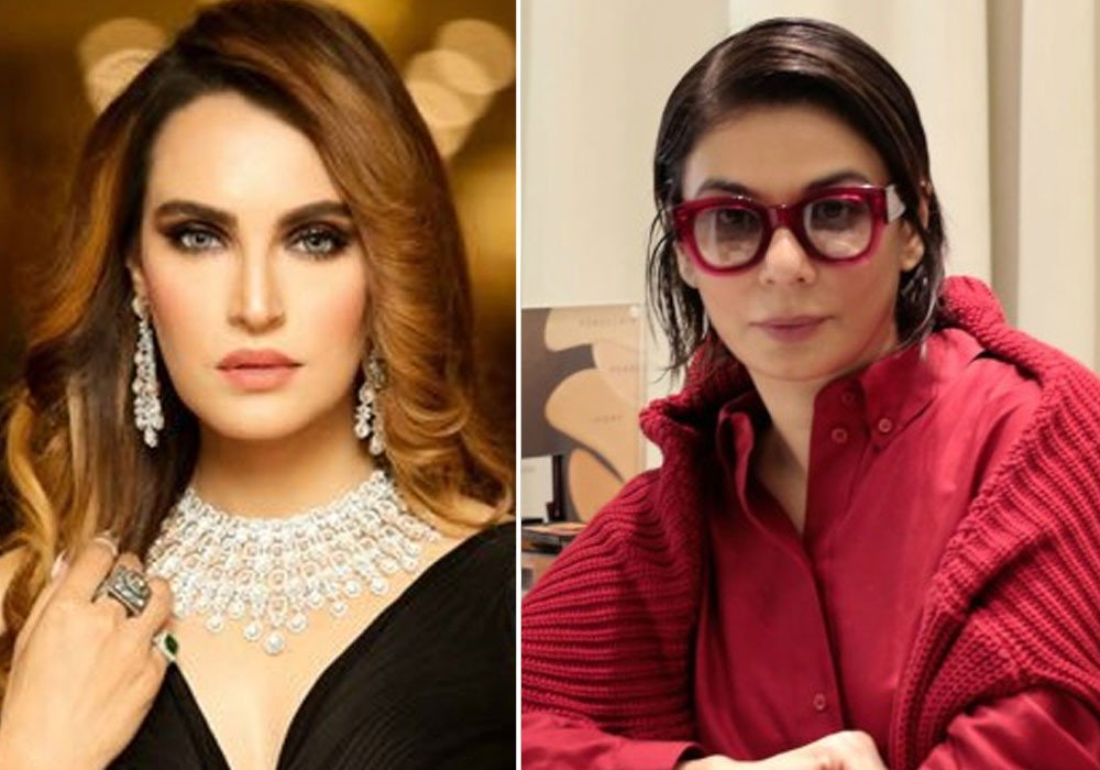 Nadia Hussain is calling out Nabila for calling her out