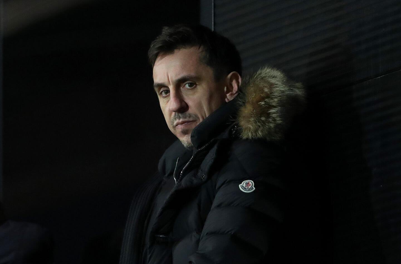 Neville backs Man Utd fans after protests forces Liverpool postponement