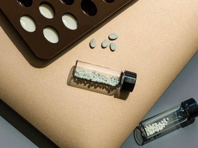 اب دوا کی بڑی گولی کو مختصر کرنا بہت آسان