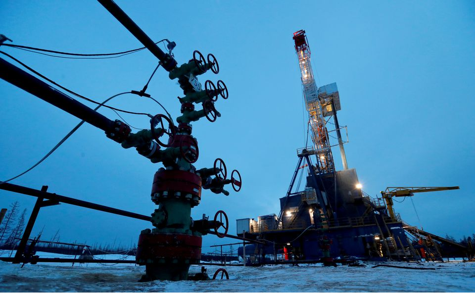 Oil drops as Covid 19 surge dents demand outlook