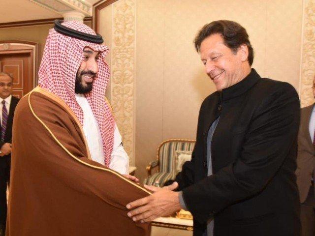 PM Imran to embark on three-day visit to Saudi Arabia today