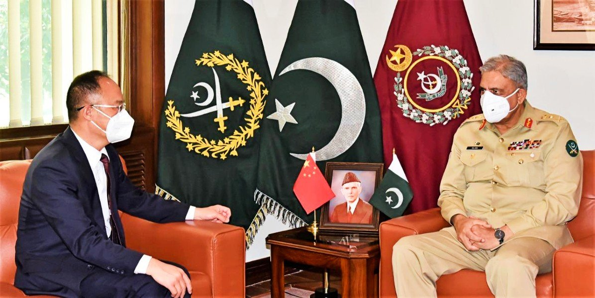 Pakistan Army greatly values friendly ties with China Gen Qamar