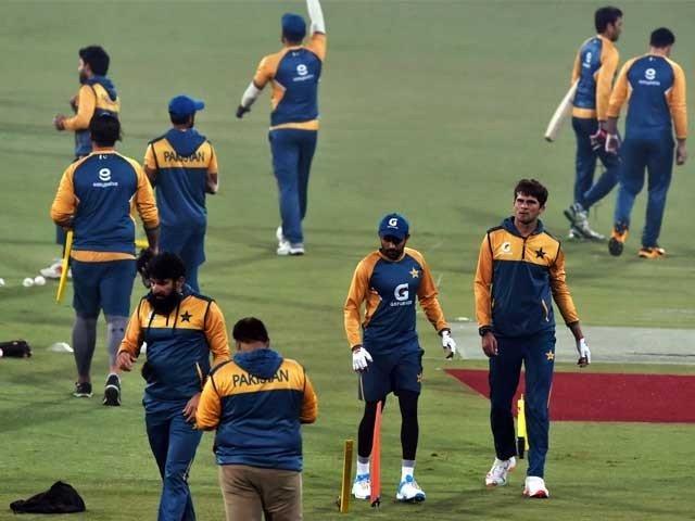 پاکستانی ٹیم کوانگلینڈ میں داخلے کا پروانہ جاری