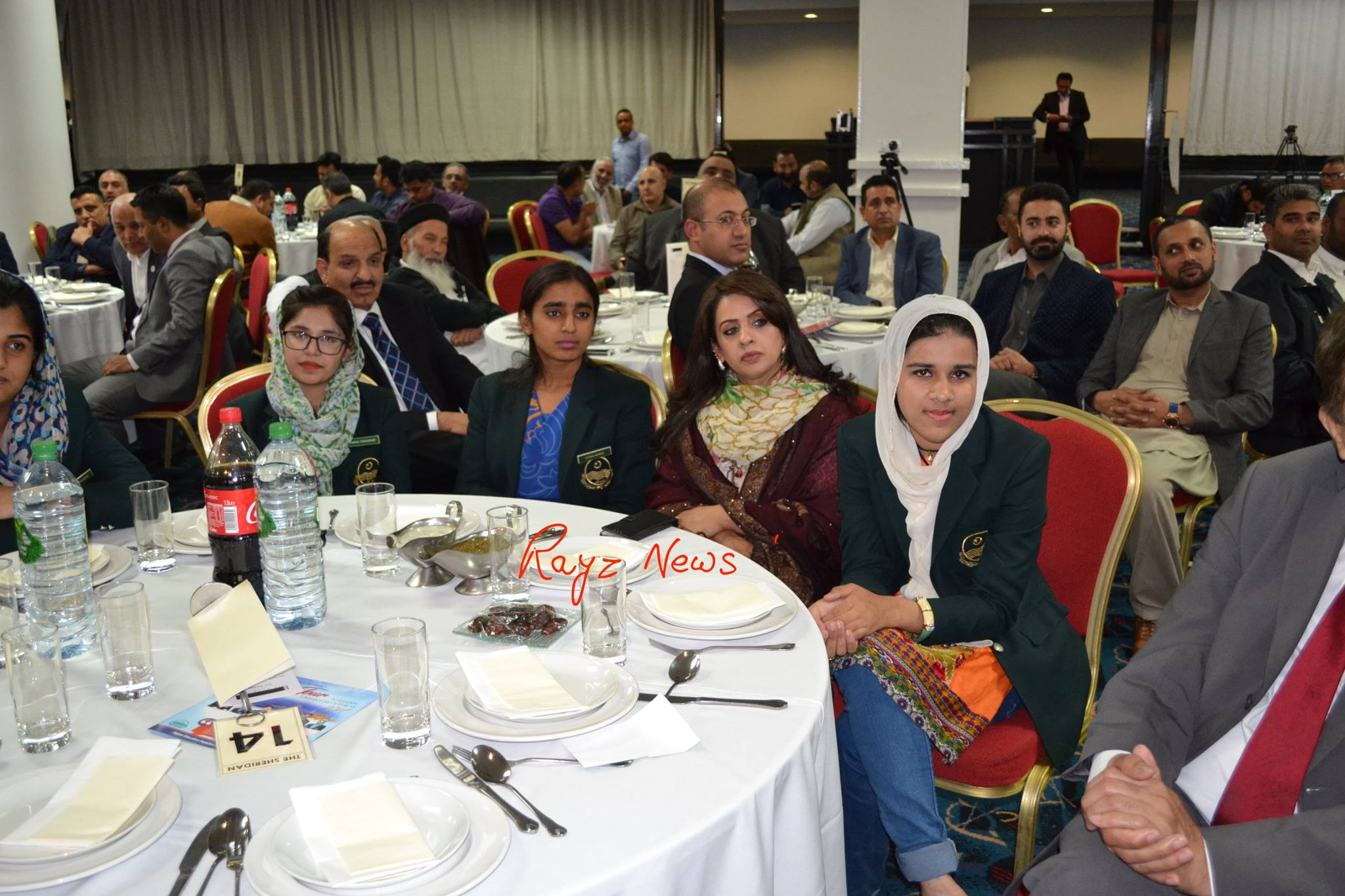 Pakistani Top students visit UK
