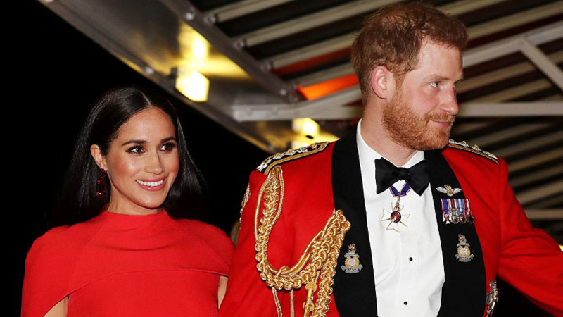 Prince Harry Meghan and Bidens to attend fundraising concert