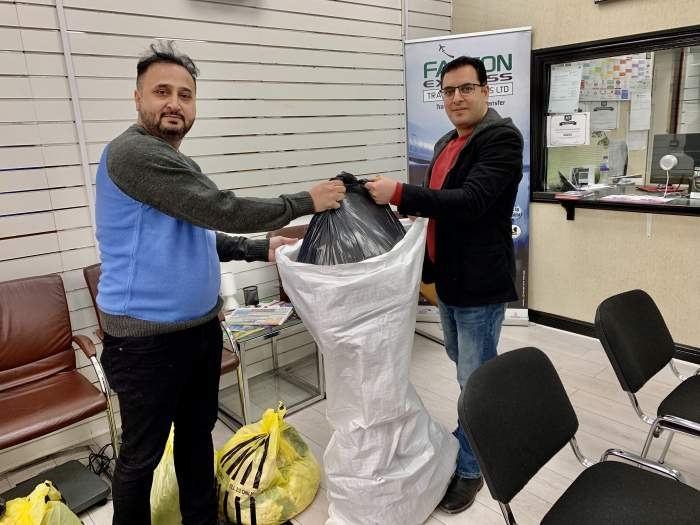 Rayz Helping Hands Has Sent Another Consignment to Pakistan on 18th March 2020