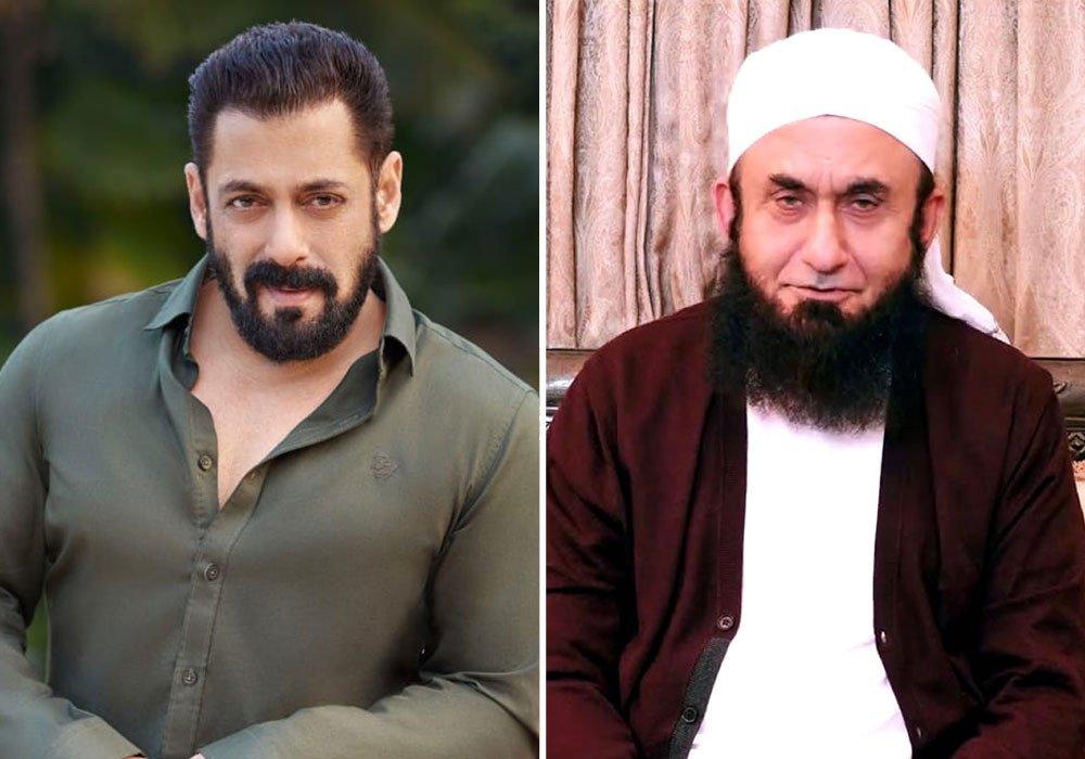 Maulana Tariq Jamil Is a Fan of Salman Khan's generosity and obedience to parents