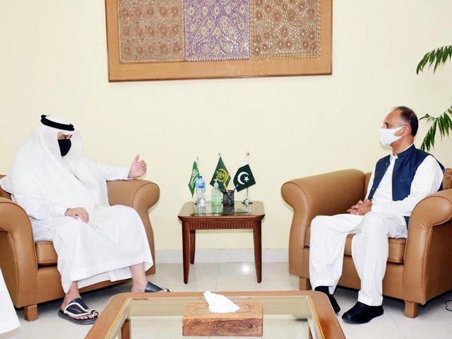 Saudi Arabia pledges Rs37.4b for construction of Mohmand dam