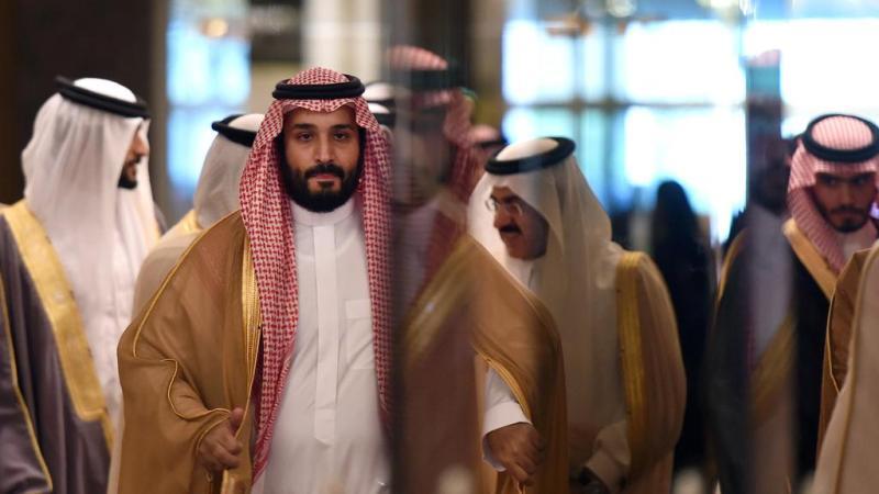 Saudi prince strikes conciliatory tone with rival Iran