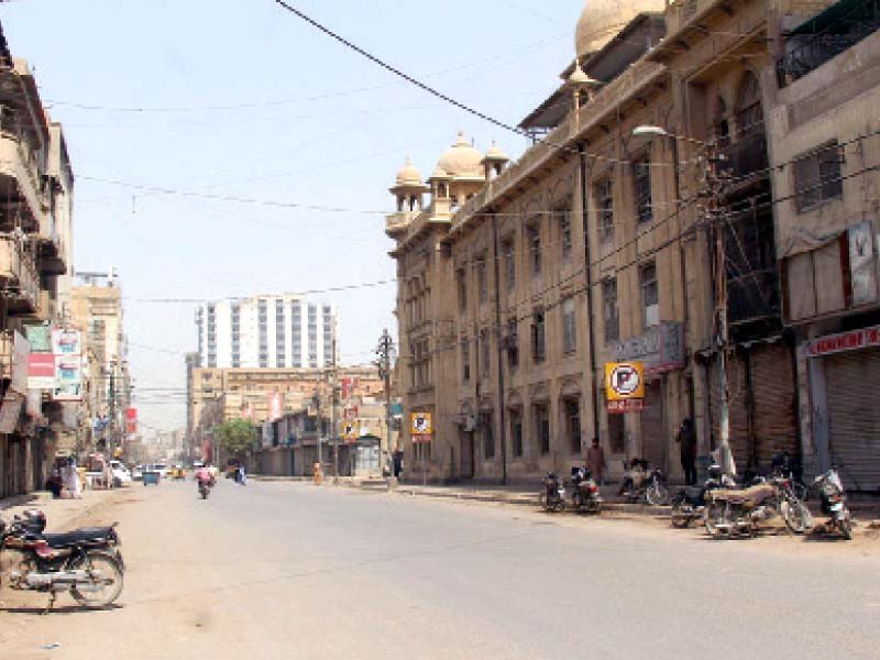 Sindh govt tightens restrictions to curb Covid 19 spread