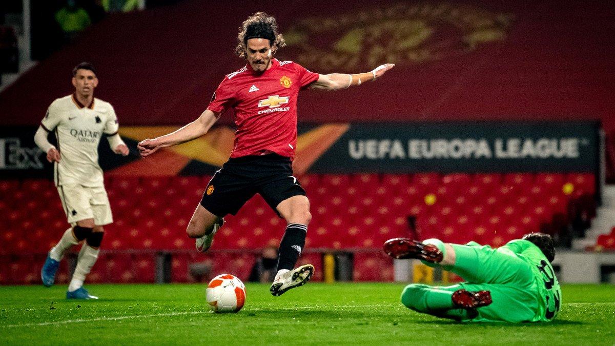 Solskjaer hopes to convince Cavani to extend Man Utd stay